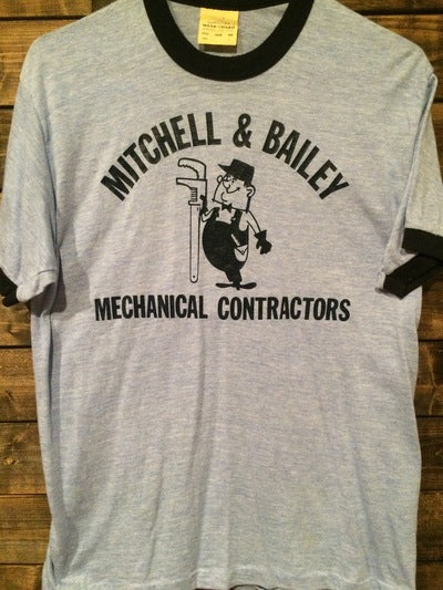Mitchell & Bailey Ringer Tee