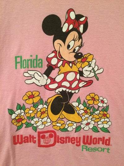 Walt Disney World Tee