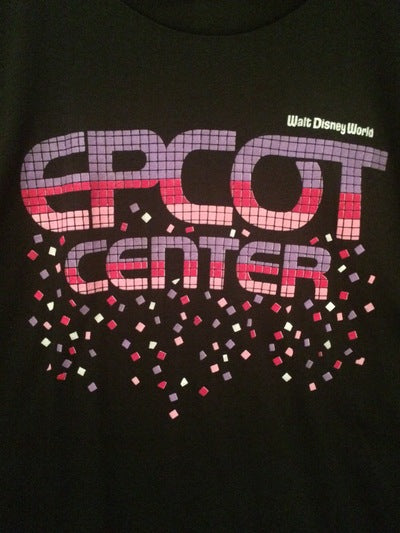 1982 Disney Epcot Center Tee