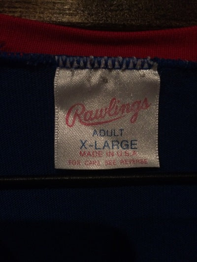 Rawlings Softball Iron On Tee