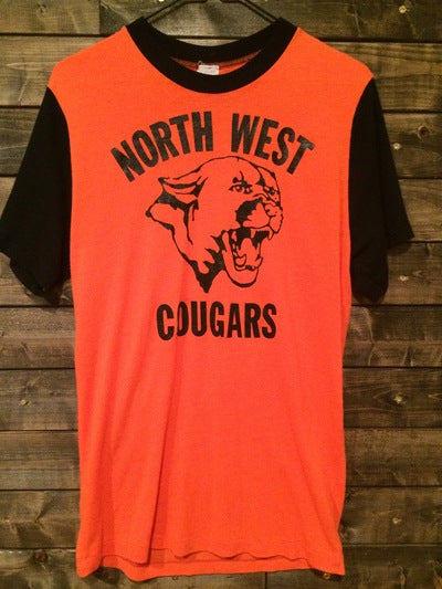 80's North West Cougars Tee