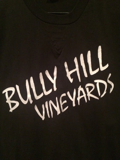 70's Bully Hill Vineyards Tee