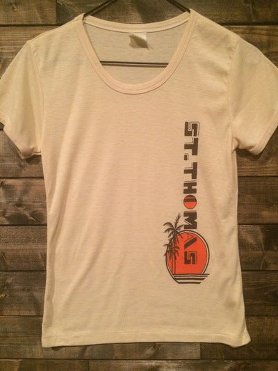Women's 80's St. Thomas Virgin Islands Tee