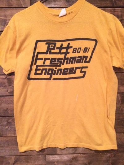 1980's Pittsburgh Engineering Tee
