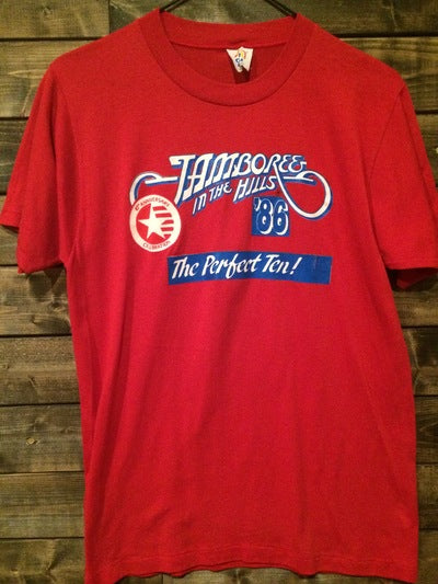 1986 Jamboree In The Hills Tee