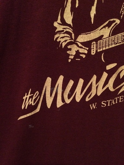 The Music Shoppe Olean, NY Tee