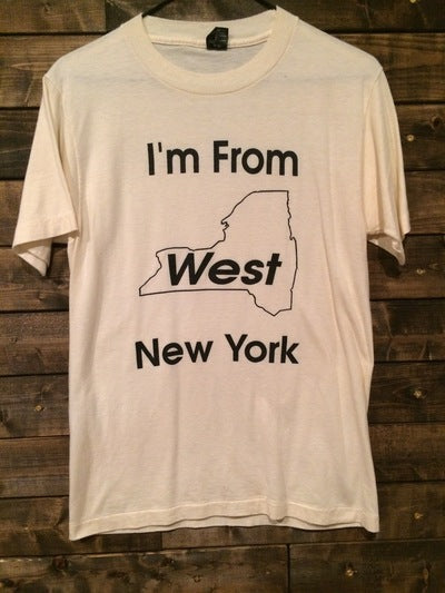 I'm From West NY Tee