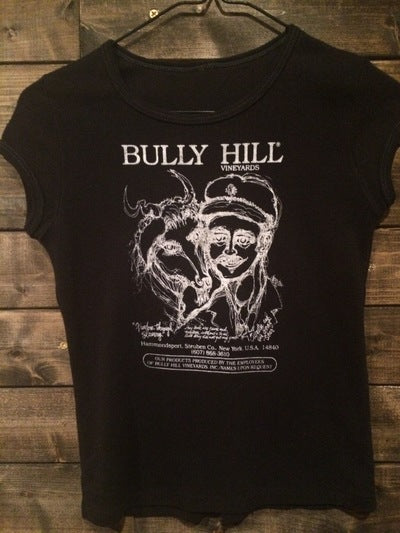 70's Bully Hill Winery Babydoll Tee