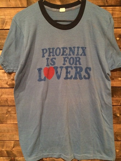 70's Phoenix Is For Lovers Ringer Tee