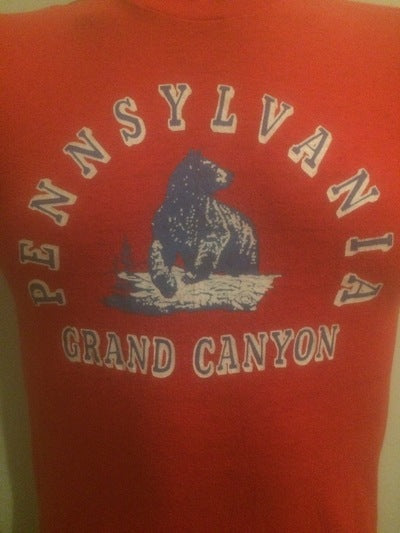 Pennsylvania Grand Canyon Tee
