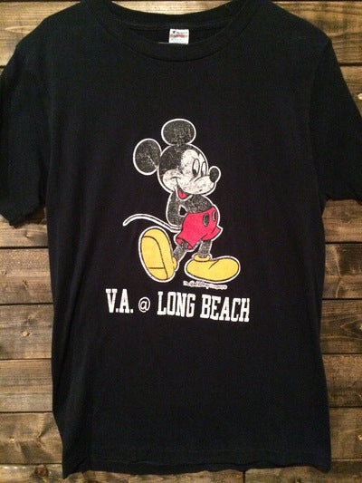 80's Mickey Mouse Champion Brand Tee