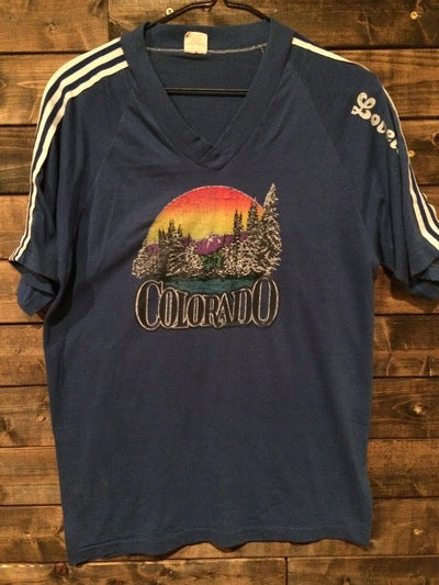 Early 80's Loveland, CO Tee