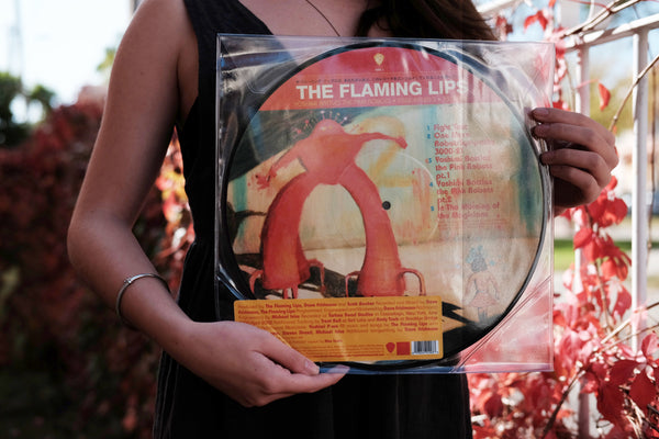 The Flaming Lips ‎– Yoshimi Battles The Pink Robots