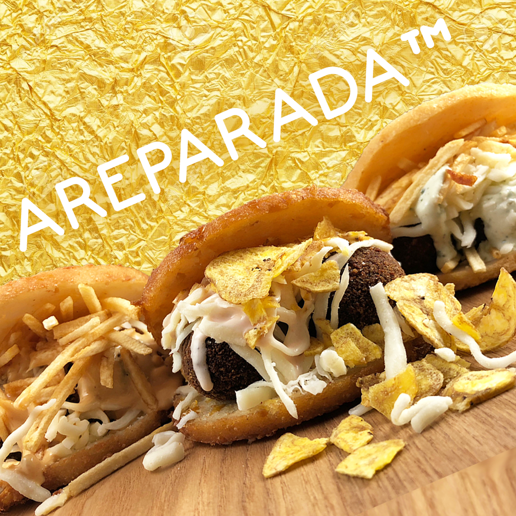Preparate for the launch of our Areparadas™! Now Available.