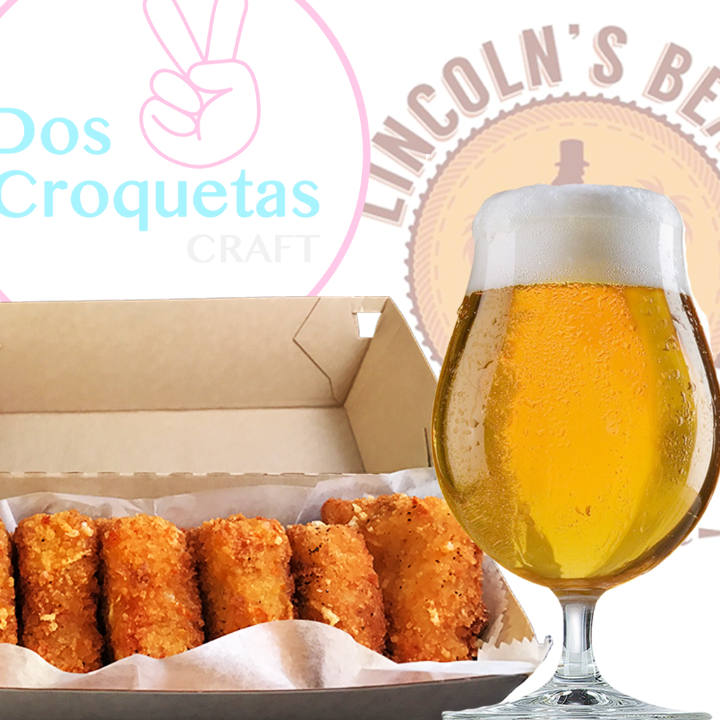 Abuelita Called: Croquetas and Beer at The Beard