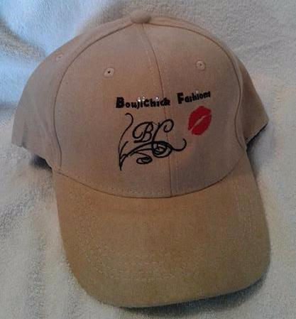 Boujichick Fashion Branded and Suede Snap-Back Cap - BoujichickFashions