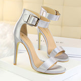 Fabulous Silk High Heel Pumps - BoujichickFashions