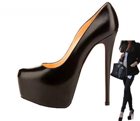 High heel women pumps - BoujichickFashions