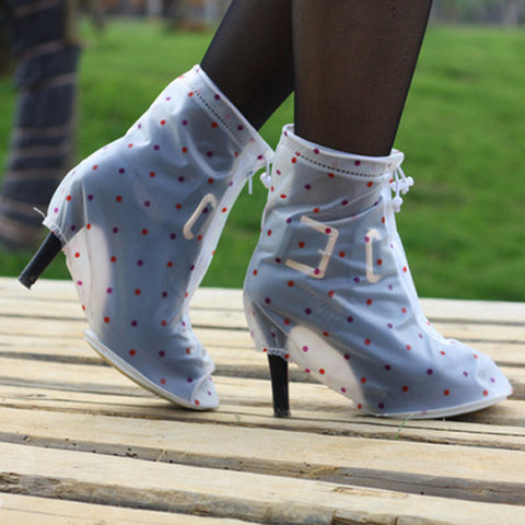 Waterproof Shoe Covers for high heel - BoujichickFashions