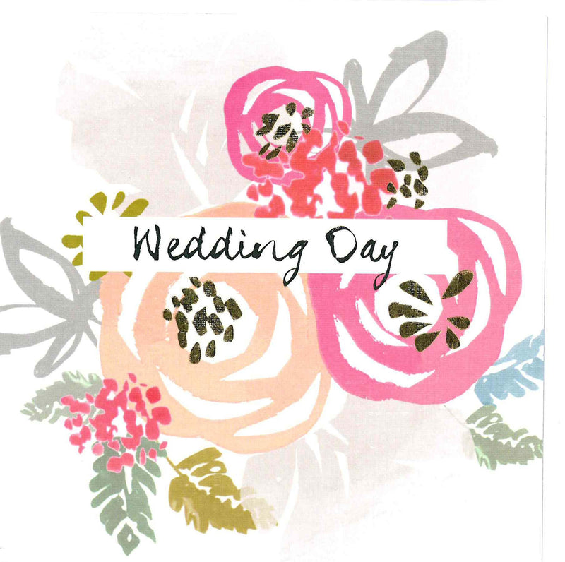 BLACK OLIVE-Ruby-Card Wedding