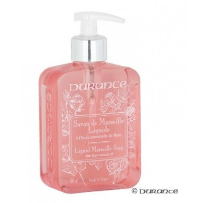 Durance-Liquid soap 300ml rose
