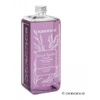 Durance-Shower Gel 750ml -lavender