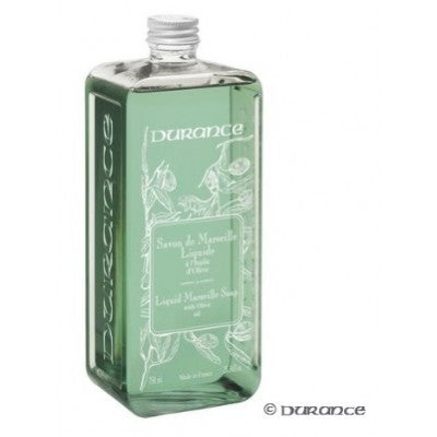 Durance-Shower Gel 750ml -Olive