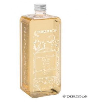 Durance-Shower Gel 750ml - Cotton Flower