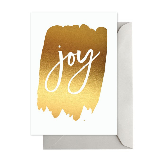 ELM PAPER- Joy card