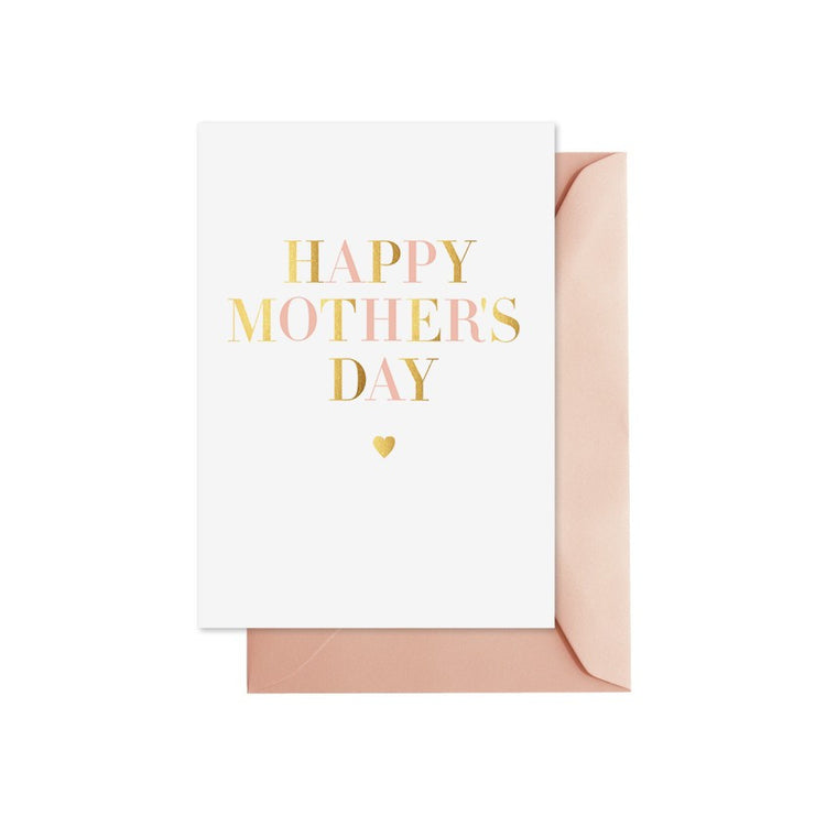 ELM PAPER-Happy Mother's day card