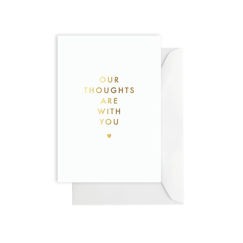 ELM PAPER-Our Thoughts card