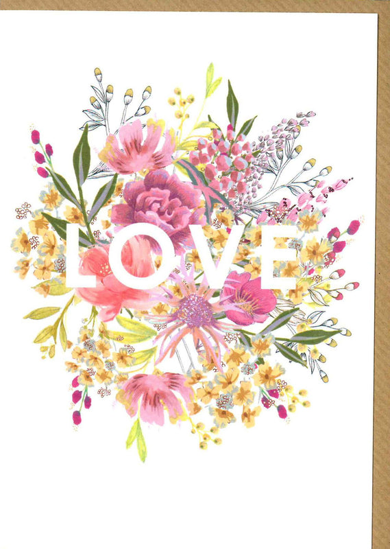 LOUISE TILER-card-Vintage Objects LOVE