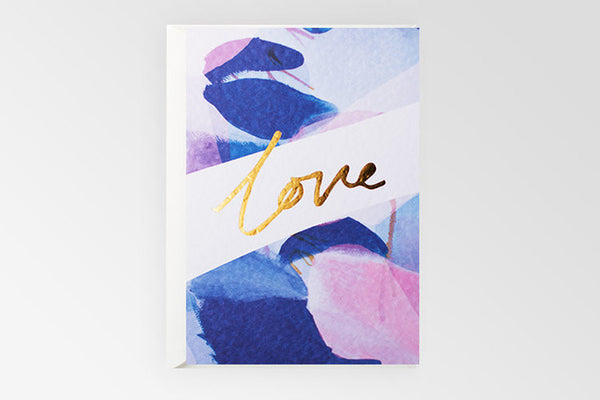 Rachel Kennedy Designs Love Greeting Card