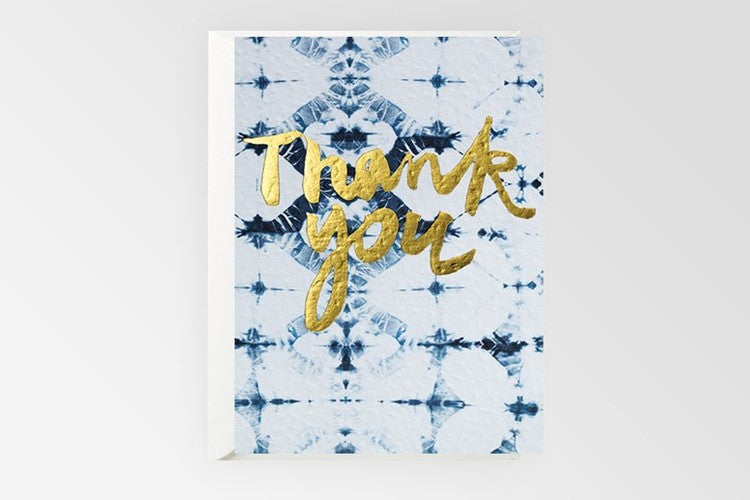 Rachel Kennedy Designs Happy Thank You Greeting Card
