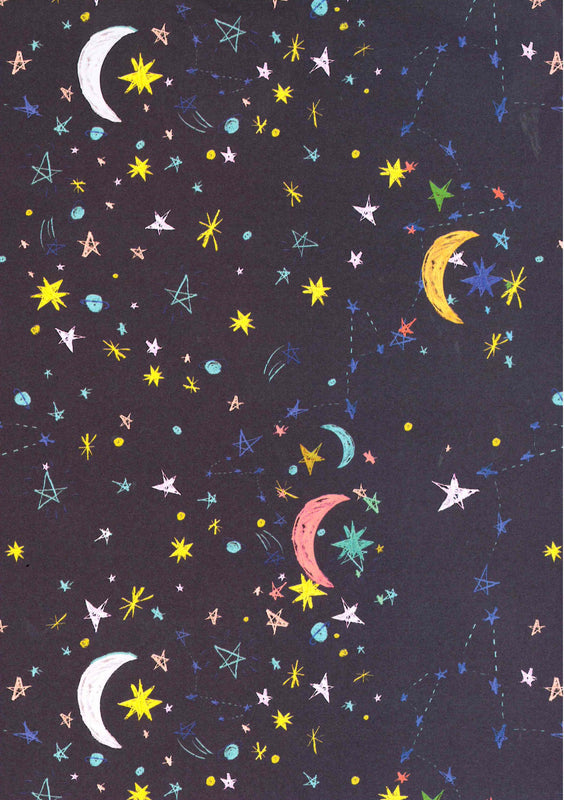 OLIVER BONAS- Night sky