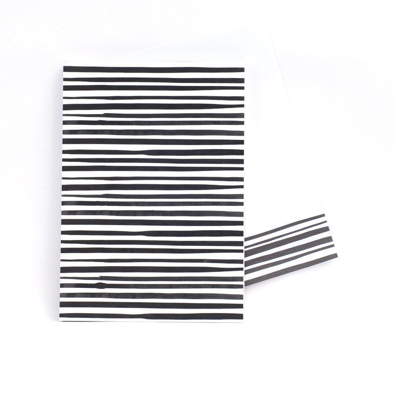 LUCKY 44 Stripe Notepad