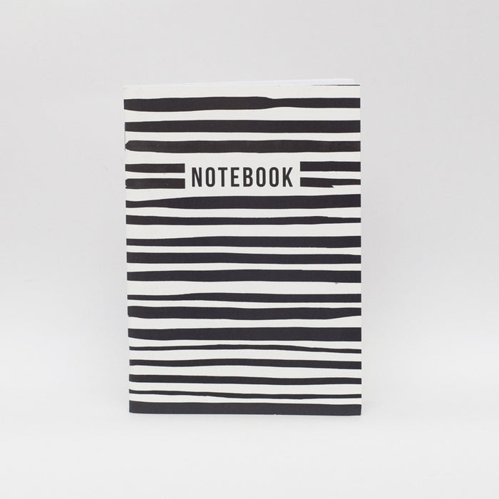 LUCKY 44 Stripe A5 Notebook