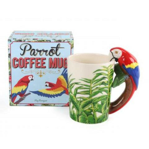 TEMERITY JONES Summer Festival -Parrot Mug