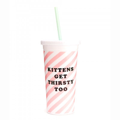 BAN.DO Sip Sip Tumbler - Stripes