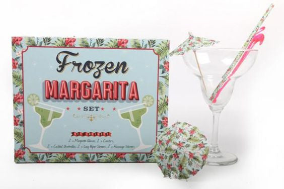 TEMERITY JONES Summer Festival - Cocktail Gift Set - Margarita