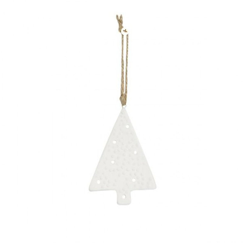 IVORY HOUSE  Porcelain spotty hanging tree