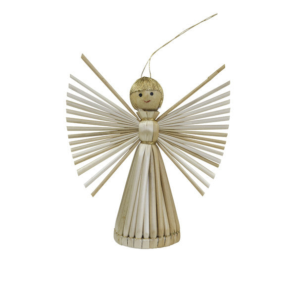 DOWN TO THE WOODS Scandi Angel Decoration