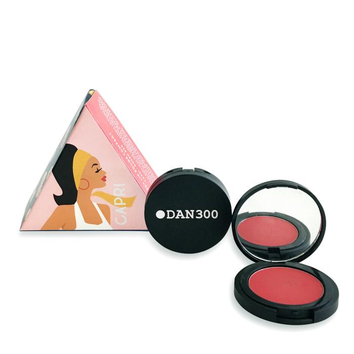 DAN300-CHEEKY LIP ROUGE -CAPRI