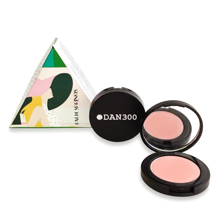 DAN300-CHEEKY LIP ROUGE -PALM SPRINGS