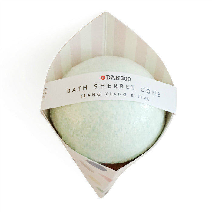 DAN300 Bath Sherbet Cone-JOY