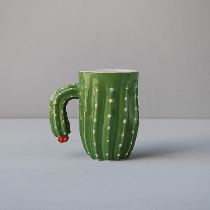 WHITEOOSE Cactus Mug - Green