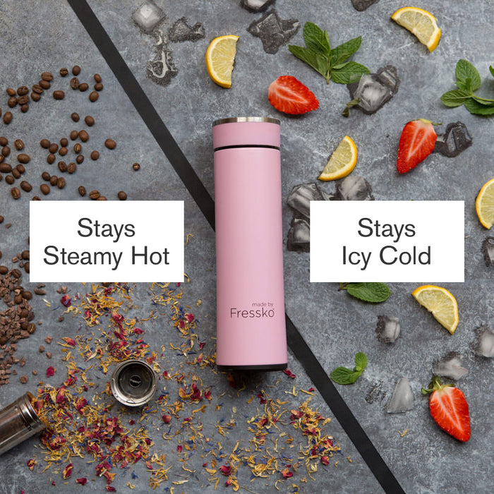 FRESSKO Flask-BLUSH 360ml