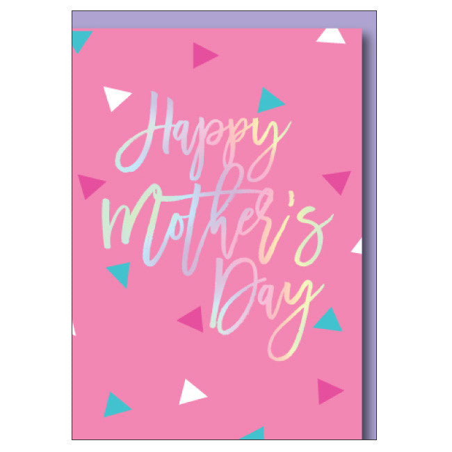CANDLEBARK Confetti for Mum card