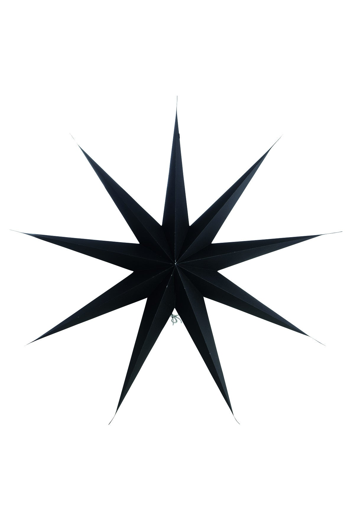 HOUSE DOCTOR 9 Point Paper Star-Black-Small
