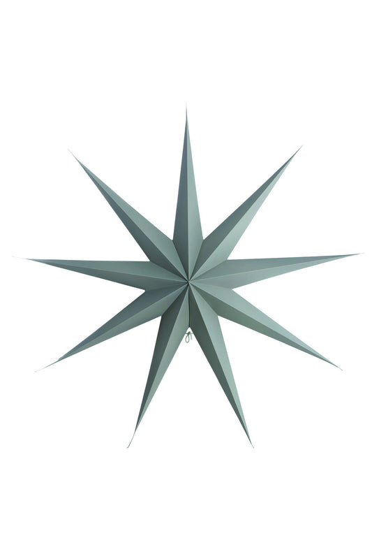 HOUSE DOCTOR 9 Point Paper Star-Grey-Small